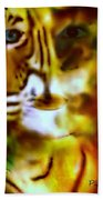 Le Tigre  Bath Towel