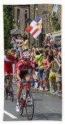Le Tour De France 2014 - 4 Bath Towel