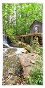 Lefler Grist Mill Bath Towel