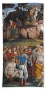 Legacy And Death Of Moses Bath Towel