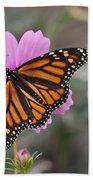 Legend Of The Butterfly - Monarch Butterfly - Casper Wyoming Bath Towel