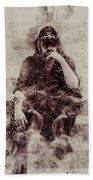 Lemmy Bath Sheet