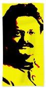 Leon Trotsky Bath Towel
