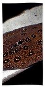 Leopard Patterned Sting Ray Fish Art Prints Bath Towel