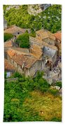 Les Baux De Provence France Dsc01915 Bath Towel