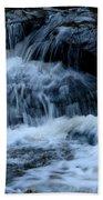 Letchworth State Park Genesee River Cascades Bath Towel