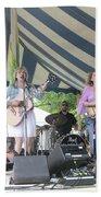 Levon Helm's Dirt Farmer Band Bath Towel