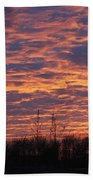 Light My Sky Bath Towel