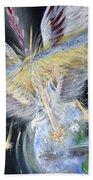 Light Of Awakening Bath Towel