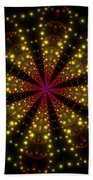 Light Show Abstract 3 Hand Towel