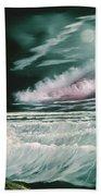 Lighthouse Glow Bath Towel