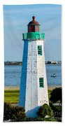 Lighthouse Hdr Bath Towel