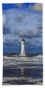 Lighthouse Bath Towel