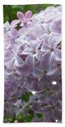 A Lighter Shade Of Lilac Bath Towel