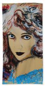 Lillian Gish Bath Towel