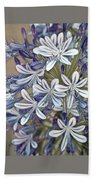 Lily Of The Nile Bath Towel