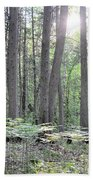 Limerick Fern Understory Bath Towel