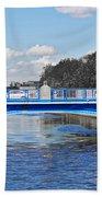 Limited Edition Dublin Bridge Bath Towel