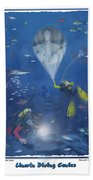 Lincoln Diving Center Bath Towel