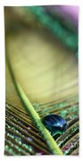Liquid Reflections Bath Towel