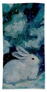 Little Bunny Foo Foo Bath Towel
