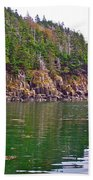 Little River In Digby Neck-ns Bath Towel