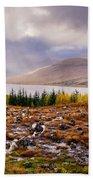 Loch Loyne Cairns Hand Towel
