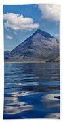Loch Scavaig Bath Towel