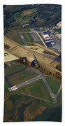 Lockheed F-104 Starfighter Bath Towel