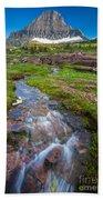 Logan Pass Creek Bath Towel