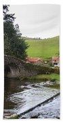Loma Doone Farm  Malmsmead Bath Towel