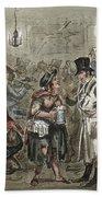 London: Slum, 1821 Bath Towel