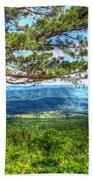 Lonesome Pine Bath Towel