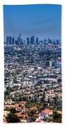 Los Angeles Bath Towel