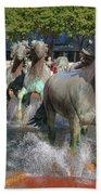 Los Colinas Mustangs 14710 Bath Towel