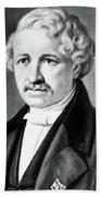 Louis Daguerre (1789-1751) Hand Towel