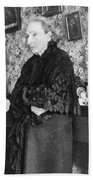 Louise Michel (1830-1905) Bath Towel
