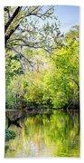 Louisiana Bayou Bath Towel