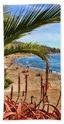 Love In Laguna Beach By Diana Sainz Bath Towel