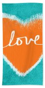 Love Hand Towel