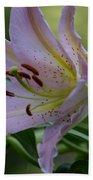 Loving Lilies Bath Towel