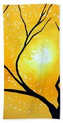 Low Country Original Painting Bath Towel