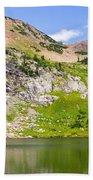 Lower Crater Lake Bath Towel