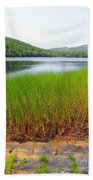 Lower Hadlock Pond Bath Towel
