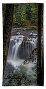 Lower Lewis Falls 3 Bath Towel