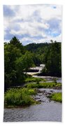 Lower Tahquamenon Falls Ll Bath Towel