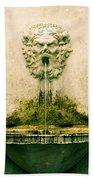 Lucca Fountain Bath Towel