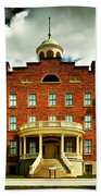 Lutheran Theological Seminary At Gettysburg Bath Towel