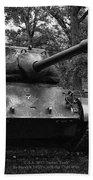 M47 Patton Tank Bath Towel