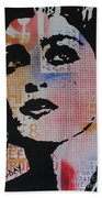 Madonna Bath Towel